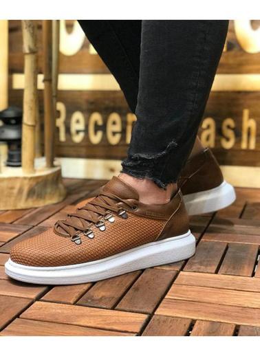 Chekich CH021 YBT Erkek Ayakkabı TABA Taba